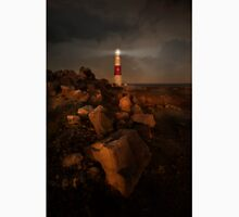 Evening coast with lighthouse Classic T-Shirt