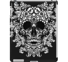 Flower Skull iPad Case/Skin