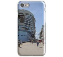 Giants at the Dock  iPhone Case/Skin