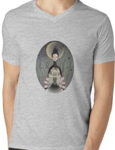 Divinity is Within Us  Mens V-Neck T-Shirt