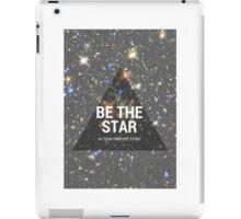 BE THE STAR iPad Case/Skin
