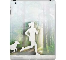The Forest Runner iPad Case/Skin
