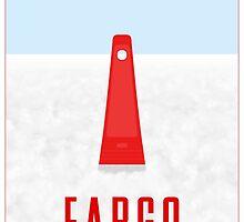 Fargo film poster by PolarDesigns