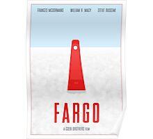 Fargo film poster Poster