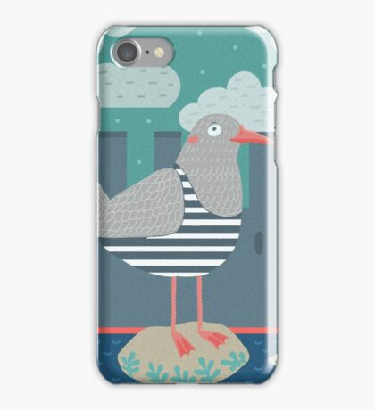 A seagull iPhone Case/Skin
