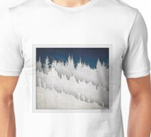 A Hike in the Snow Unisex T-Shirt