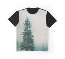 Solitary Tree Graphic T-Shirt