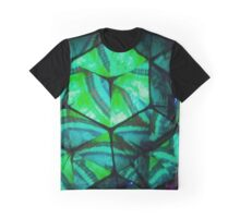 Green Prism Graphic T-Shirt