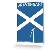 Braveheart Greeting Card