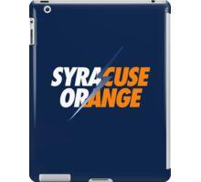 SYRACUSE ORANGE iPad Case/Skin