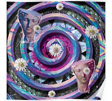 spiral into the goddessness you are Poster