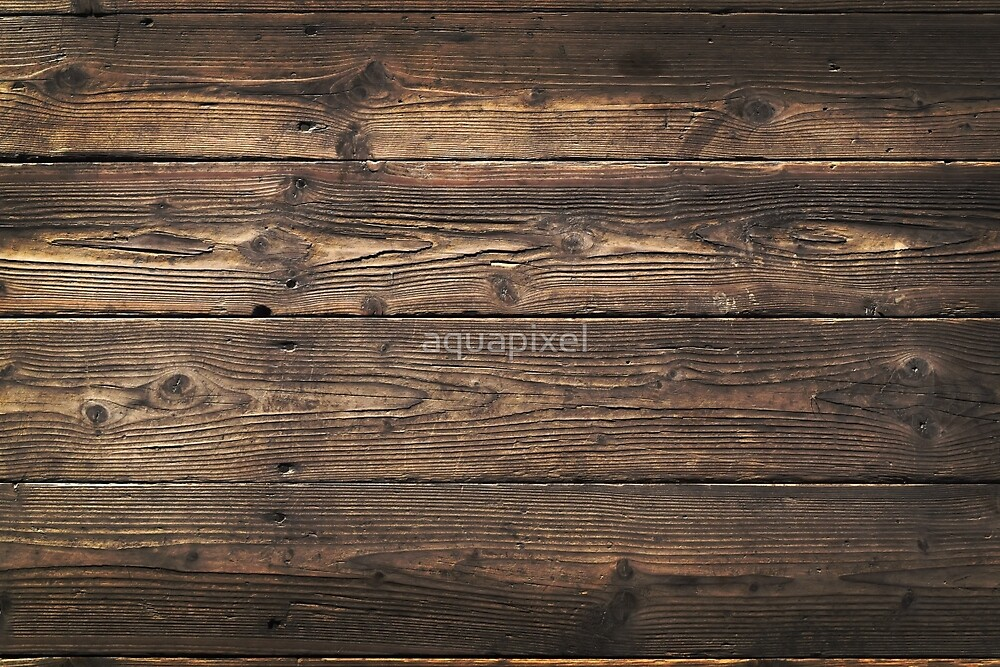 """Wooden background. Texture with an old, rustic, brown ..."