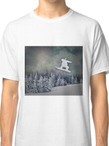 The Snowboarder Classic T-Shirt