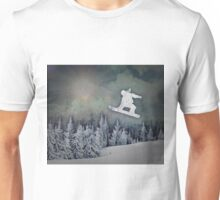 The Snowboarder Unisex T-Shirt
