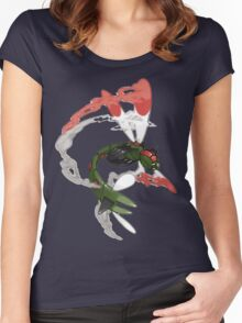 Yanmega Speedboost Women's Fitted Scoop T-Shirt