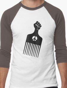 Black Panther Pick Men's Baseball ¾ T-Shirt