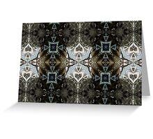 The Greylander Tapestries I Greeting Card