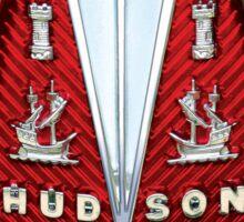 Hudson Cars service Sticker