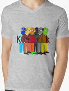 Kirk Mens V-Neck T-Shirt