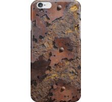 Color of Steel iPhone Case/Skin