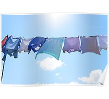 washing day Poster