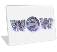 wOw #4 – Maciej Frolow  Laptop Skin