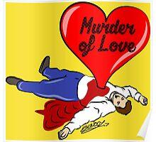 Murder of Love Poster