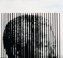 Nelson Mandela Capture Site, South Africa Sticker