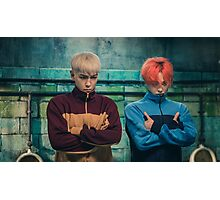 BIGBANG - GD & TOP ZUTTER Photographic Print