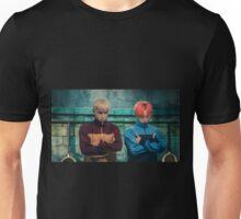 BIGBANG - GD & TOP ZUTTER Unisex T-Shirt