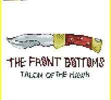 Broken Pixel - Talon Of The Hawk by ABrokenPixel