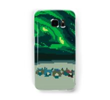 Broken Pixel - West Virginia Samsung Galaxy Case/Skin