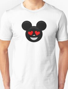 Micky Emoji - In Love T-Shirt