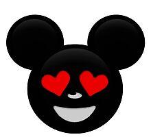 Micky Emoji - In Love by LauryQuinn