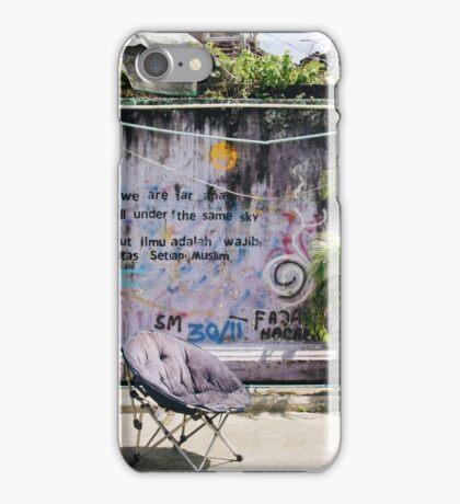 Street Art in Thailand iPhone Case/Skin