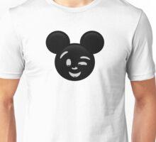 Micky Emoji - Wink Unisex T-Shirt