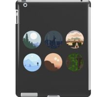 Planets iPad Case/Skin