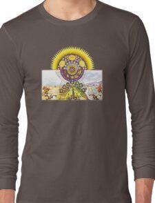 TABULA SMARAGDINA HERMETIS - The Emerald Tablet Long Sleeve T-Shirt
