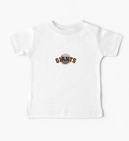 San Francisco Giants Skyline Logo Baby Tee