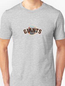 San Francisco Giants Skyline Logo T-Shirt