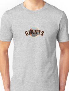 San Francisco Giants Skyline Logo Unisex T-Shirt