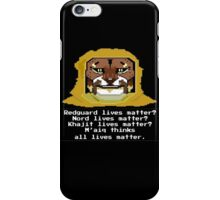 M'aiq on #BLM (TES Lore) iPhone Case/Skin