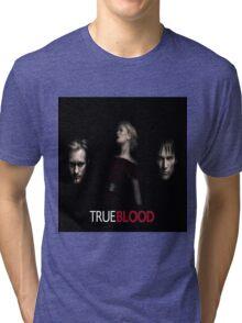 tRUE blood-Eric Sookie Bill Tri-blend T-Shirt