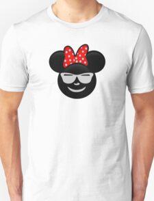 Minnie Emoji - Shades T-Shirt