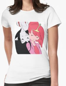 Marcy X PBubs Womens Fitted T-Shirt