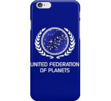United Federation of Planets iPhone Case/Skin