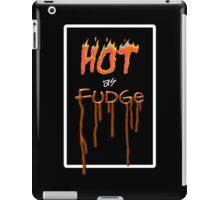 HOT FUDGE iPad Case/Skin