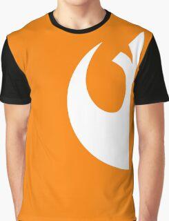 Rebels emblem Graphic T-Shirt