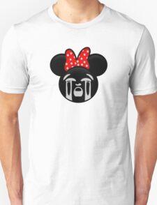 Minnie Emoji - Bawling T-Shirt