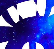 Space Monstercat Sticker